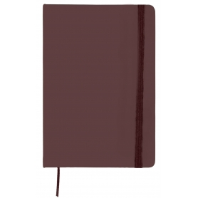 Bloc de notas marrón