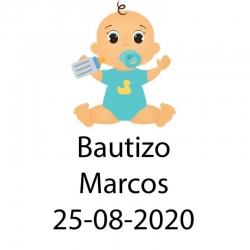 Marco Fotos bebé