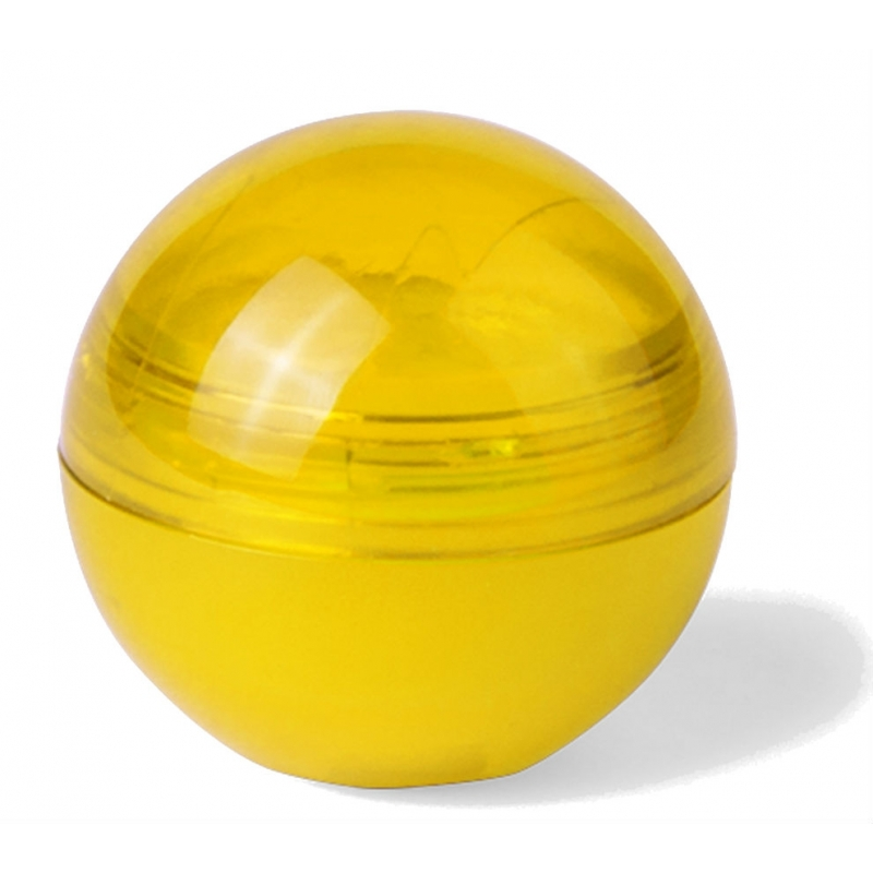 Bálsamo labial amarillo