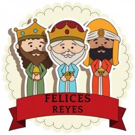 Piruleta reyes magos