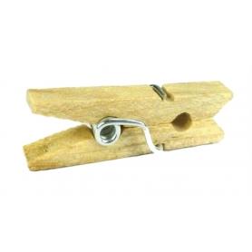 Wooden Pincitas