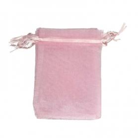 tenerife Bolsa de Organza Rosa 9 x 15 en Canarias