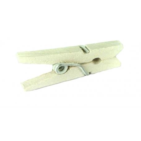 Mini Wood Tweezers