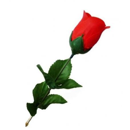 Flor con Pétalos de Jabón para Recuerdos