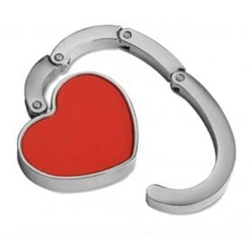 Cuelgabolsos Corazón