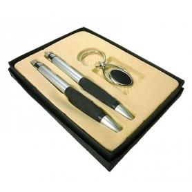 Set Bolígrafo Llavero Ideal para Hombres