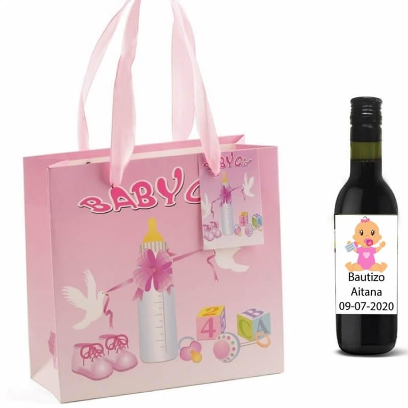 Botellas De Vino Para Regalar En Bautizos.Botellas De Vino Para Regalar En Bautizos