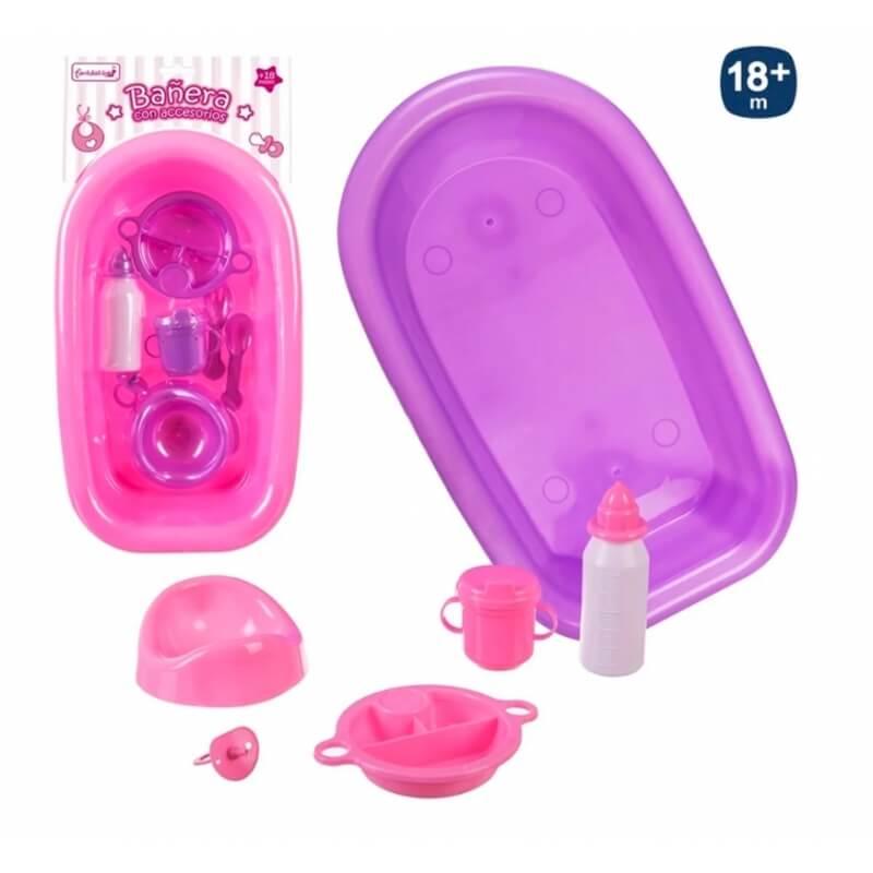 Accesorios baño juguete