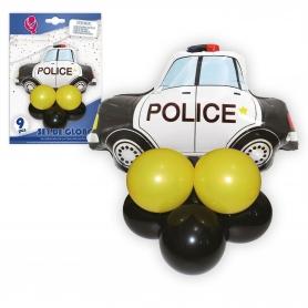 Pack Globo policía