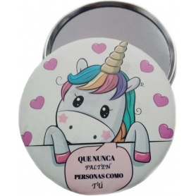 Espejito unicornio