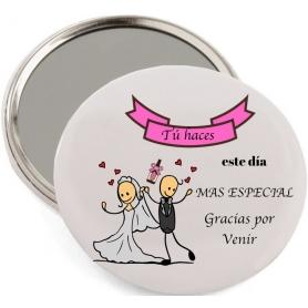 Espejitos  para boda