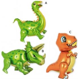 Globos dinosaurios