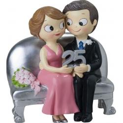 Figura bodas de plata...