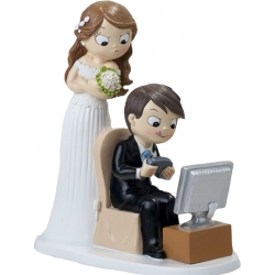 Figura boda Originales