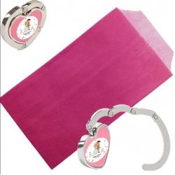 Cuelga bolsos para bodas Detalles Personalizados