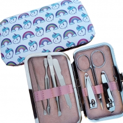 Set manicura unicornio