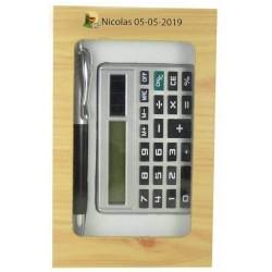 Calculadora con Bolígrafo