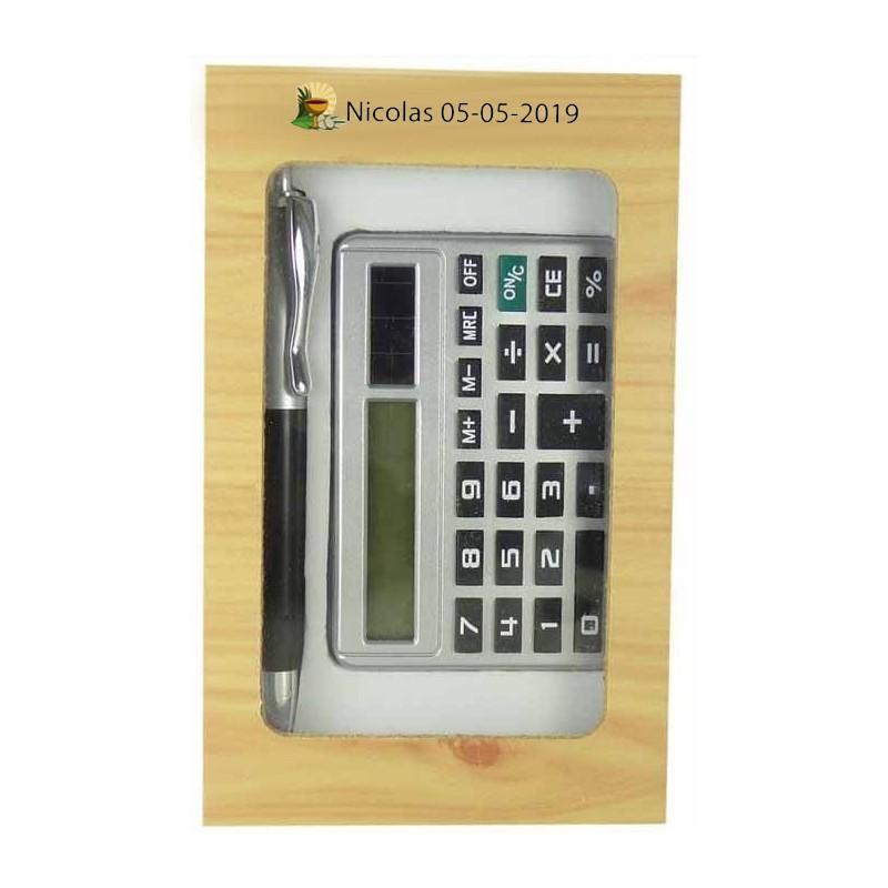 tenerife Calculadora con Bolígrafo en Canarias