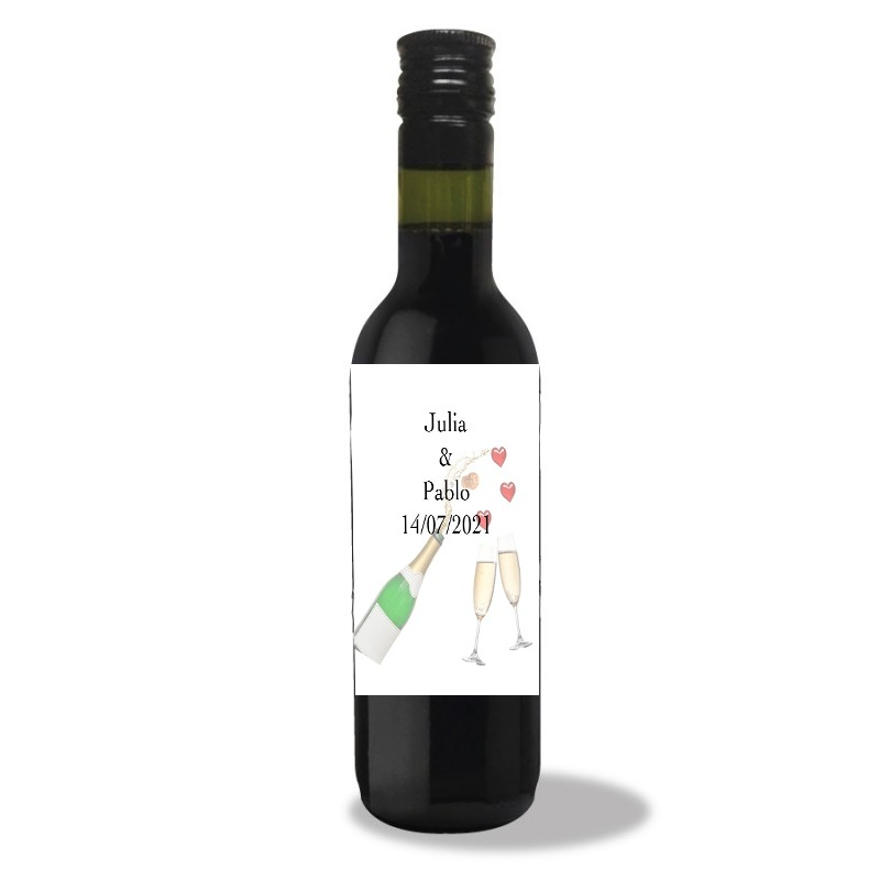 tenerife Botellas para Bodas en Canarias
