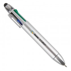 Bolígrafo con Cuatro Colores para Bautizo