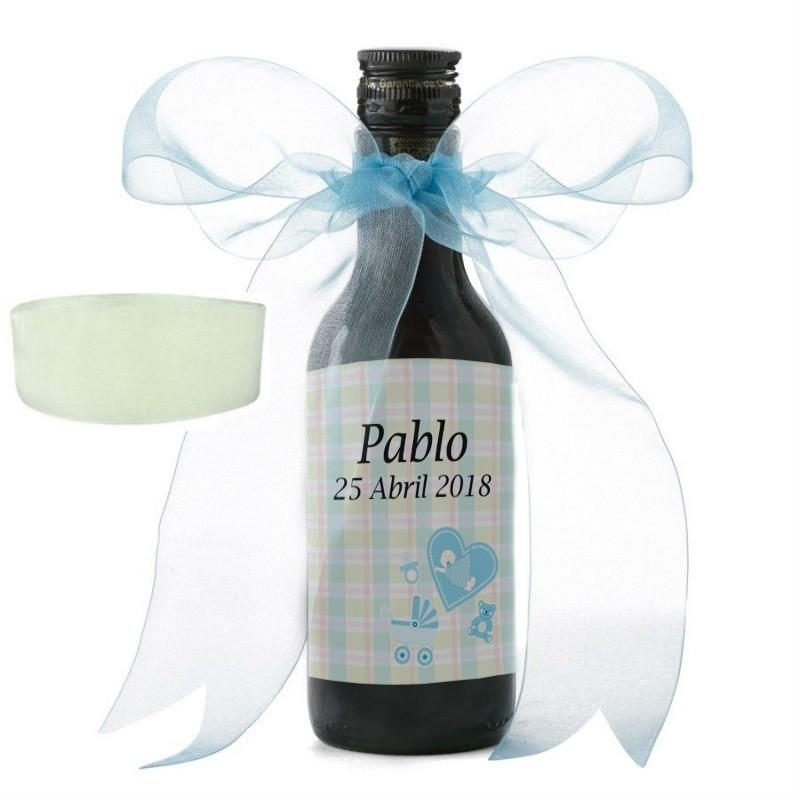 tenerife Botellas de Vino para Bautizo en Canarias