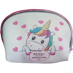 Monedero con unicornio