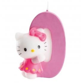 Vela Tarta Cero Hello Kitty 1.64 €