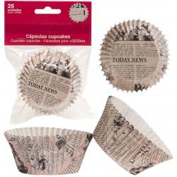 Oferta Moldes cupcakes papel, Descuentos por cantidades