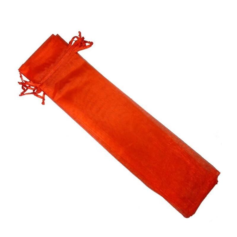 tenerife Bolsa de organza para abanicos roja en Canarias