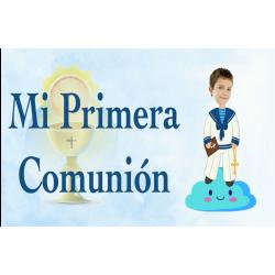 Video Invitación Comunión Niño