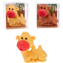Goma de Borrar con Forma de Camello para Niños