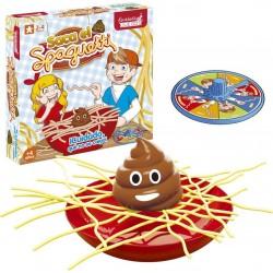 Divertido Juego de Mesa Saca el Spaguetti