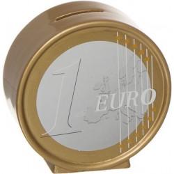 Original Hucha Modelo Moneda Euro