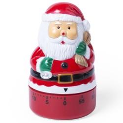 Temporizador de Cocina Analogico Diseño Navidad