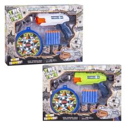 Pistola Lanza Dardos de Juguete