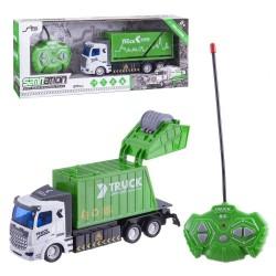 Camion de Reciclaje Juguete Teledirigido