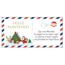 Felicitación Postal Navidad