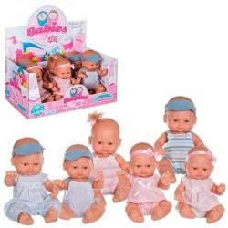 Muñeco Bebé New Born Baby 25 Cm