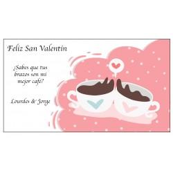 Tarjeta de San Valentín Personalizada