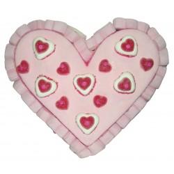 Tarta Corazón de Chuches