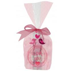 Bolsas de Chuches Baratas para San Valentín