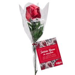 Rosa de Chocolate para Regalar