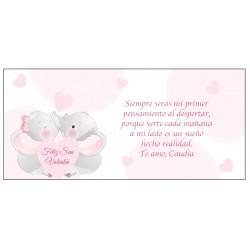 Tarjeta Romántica San Valentín