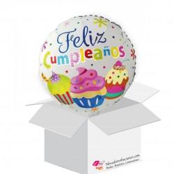 Globos de Cumpleaños a Domicilio