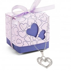 Colgante Corazón para San Valentín en Cajita