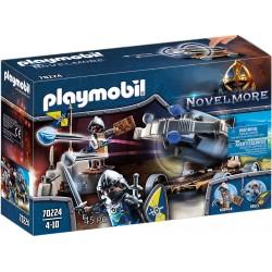 Caja Playmobil 45 Piezas. Ballesta de Agua Novelmore