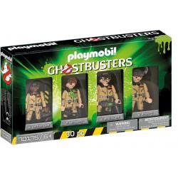 Playmobil Cazafantasmas Figuras con Accesorios