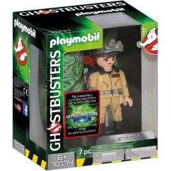 Figura Coleccionable R. Stantz Ghostbusters de Playmobil