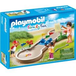 Playmobil Mini Golf con Accesorios en Caja de 46 Piezas
