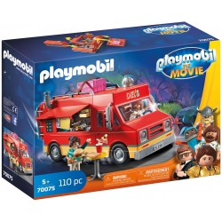 The Movie Food Truck Playmobil